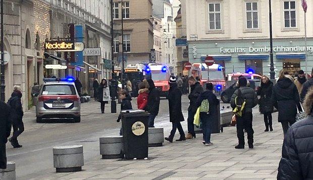 Tiroteo en Viena deja un muerto