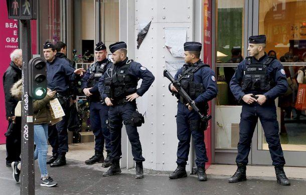 Policía francesa abate a presunto autor de atentado en Estrasburgo