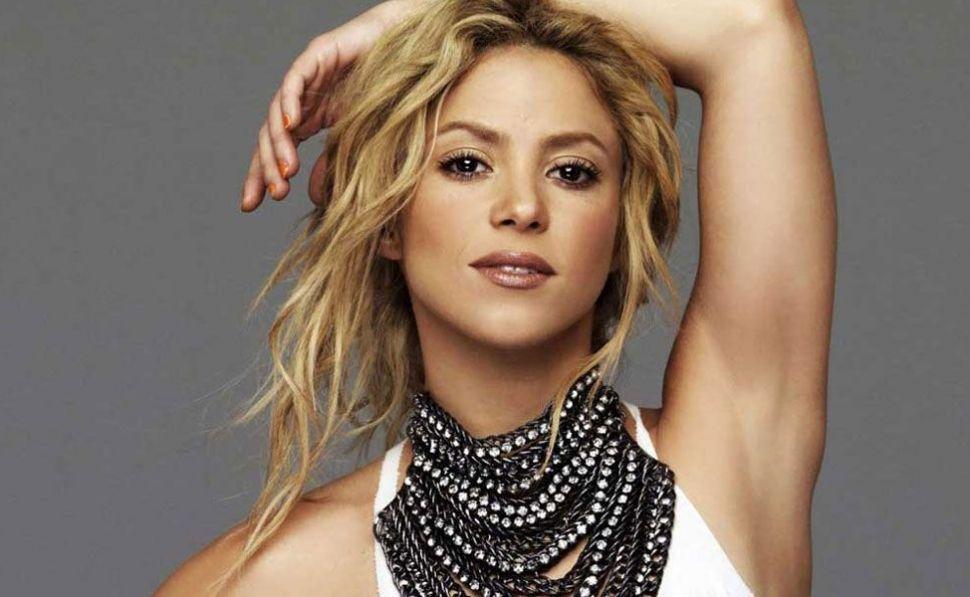 Acusan a Shakira de seis delitos fiscales en España