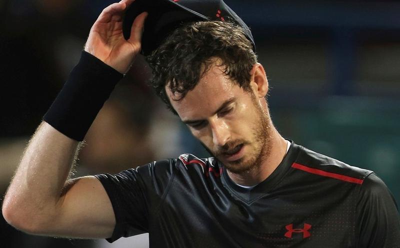 Murray eliminado de el Abierto de Australia