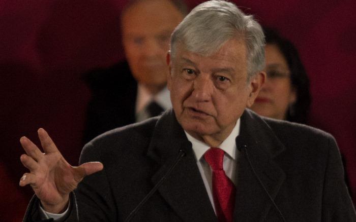 López Obrador reiteró el apoyo y la solidaridad a los familiares de los fallecidos y heridos por explosión