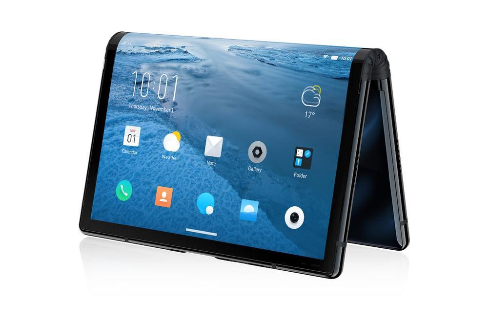 Lanzan el primer 'smartphone' con pantalla flexible del mercado