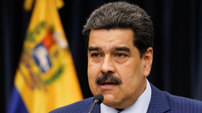 Maduro acusa al Congreso de traición a la patria