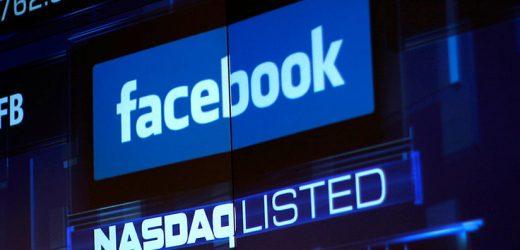 Facebook y la Fed avivan Wall Street, que cierra con ganancias