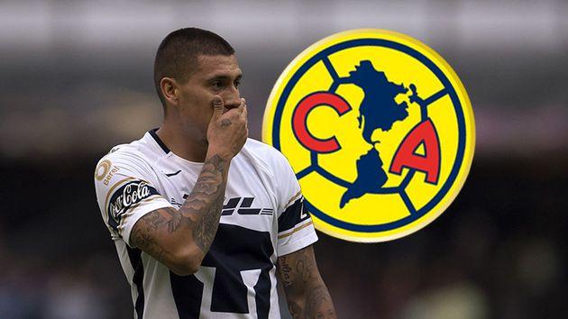 América quiere a Nico Castillo