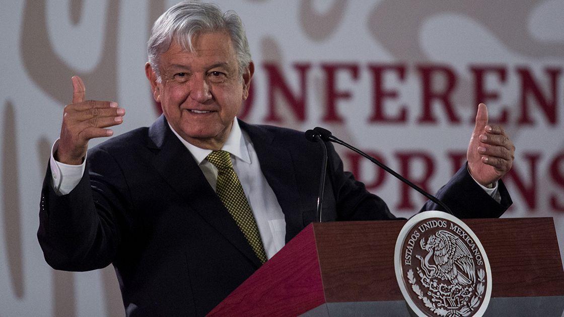 López Obrador hace públicos sus bienes
