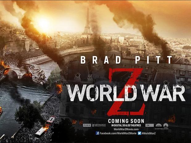 'Guerra Mundial Z II' ya tiene fecha de rodaje