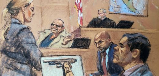 Defensa asegura que 'El Chapo' fue víctima de 'El Mayo' Zambada