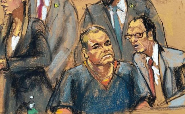 Holanda ayudó al FBI a espiar a 'El Chapo'