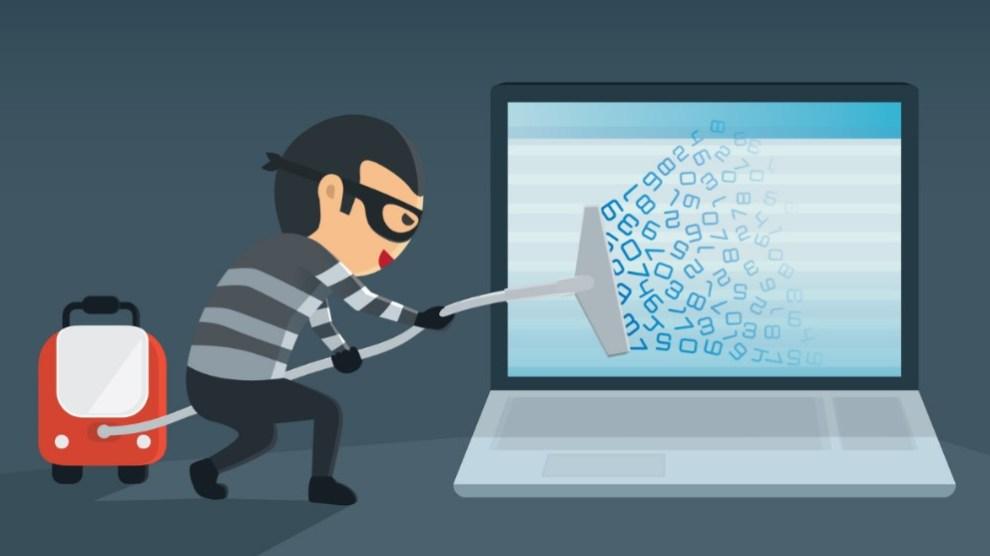 Los errores más comunes que facilitan el robo de datos