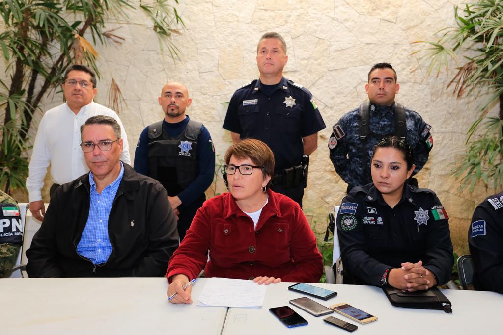 Respaldan hoteleros estrategia de seguridad en Solidaridad