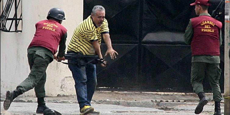 Venezuela acusa a EU de instigar un golpe de Estado