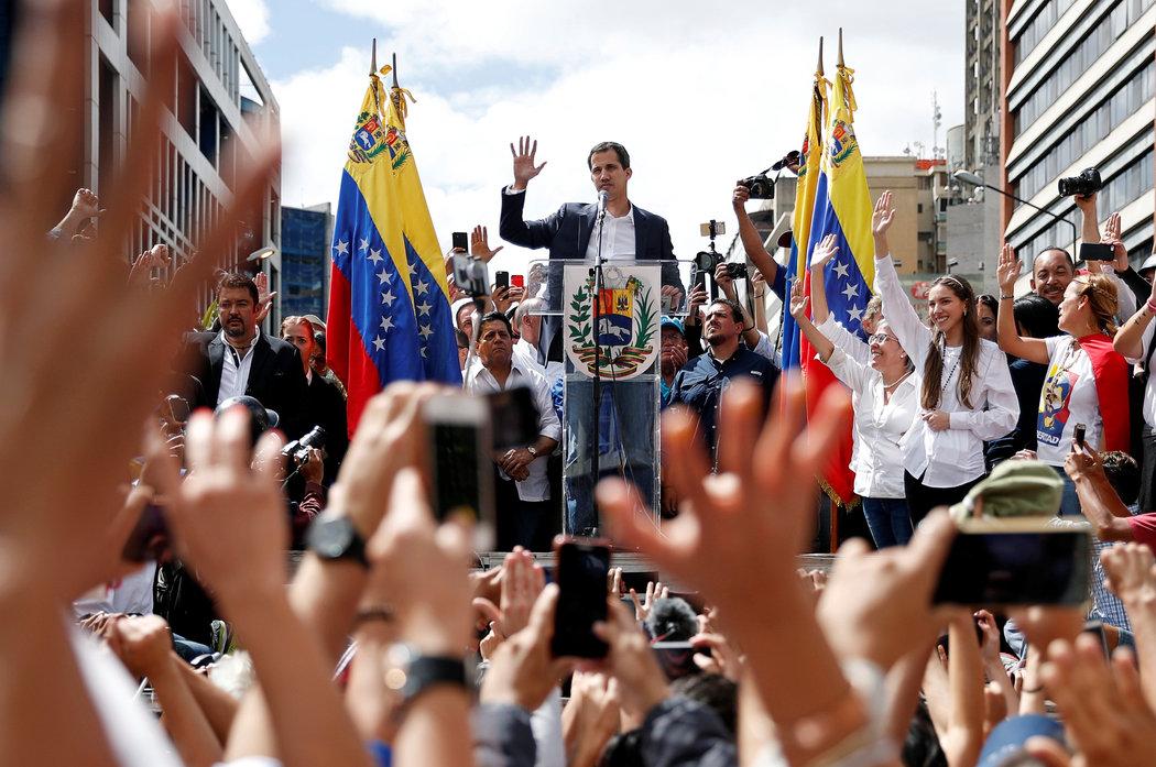 Este sería el plan de Juan Guaidó para rescatar a Venezuela