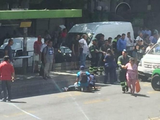 Explosión en parada de autobuses en Chile deja varios heridos