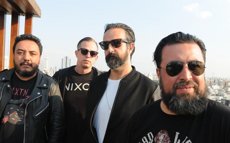 Molotov regresa al Metrópolitan con su 'Desconecte tour'
