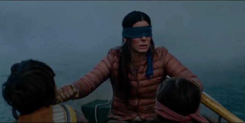 Netflix pide que, por tu seguridad, no hagas el Bird Box Challenge