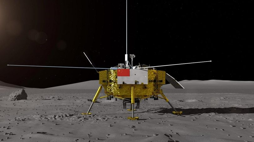China hace historia y llega a la cara oculta de la Luna