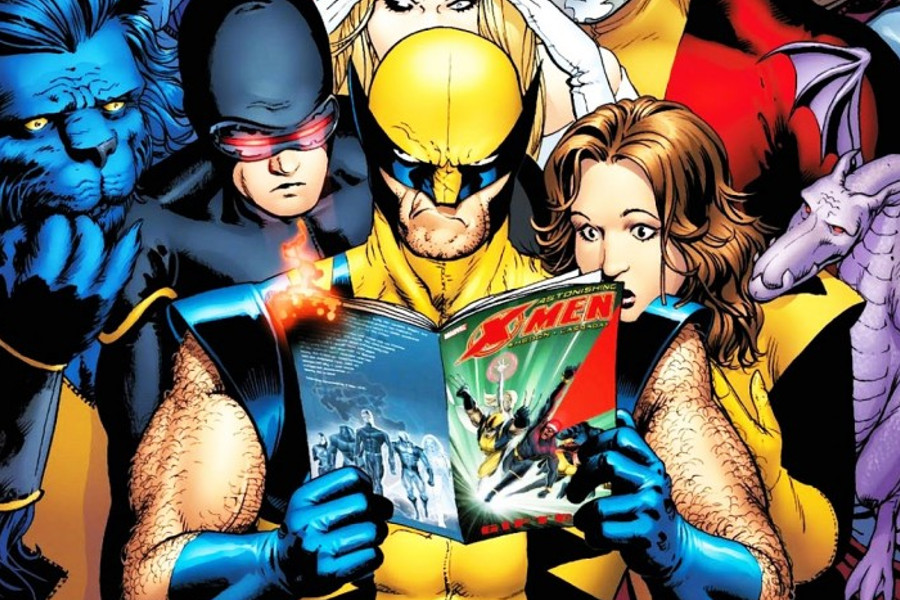Marvel lanzará seria de X-Men