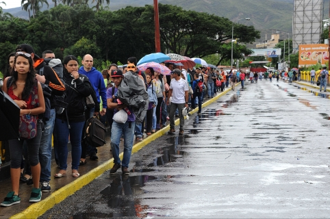 Cúcuta, la puerta de ayuda a Venezuela