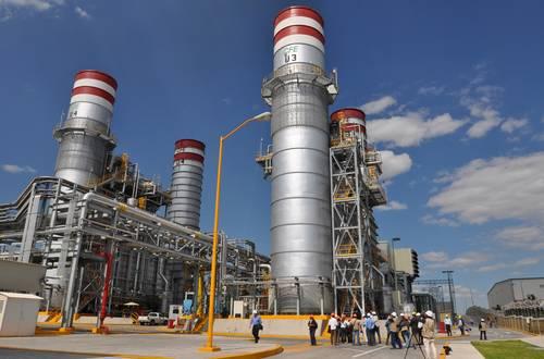 A votación termoeléctrica de la Huexca, en Morelos