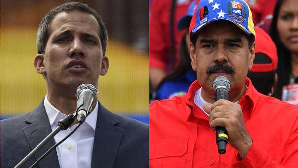 Maduro insiste en rechazar la ayuda humanitaria y Guaidó suma reconocimientos