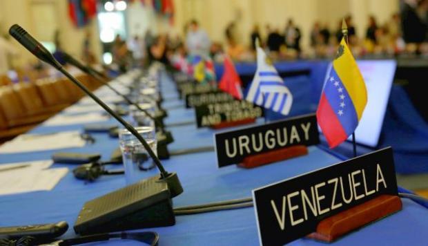 OEA desaprueba una intervención militar en Venezuela