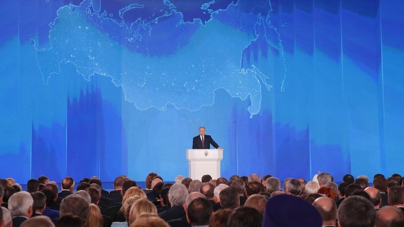 Armas rusas apuntarán a EU si despliega misiles en Europa: Putin