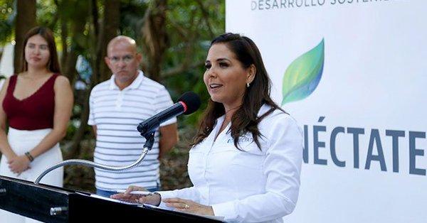 Presentan ECOnéctate en Cancún