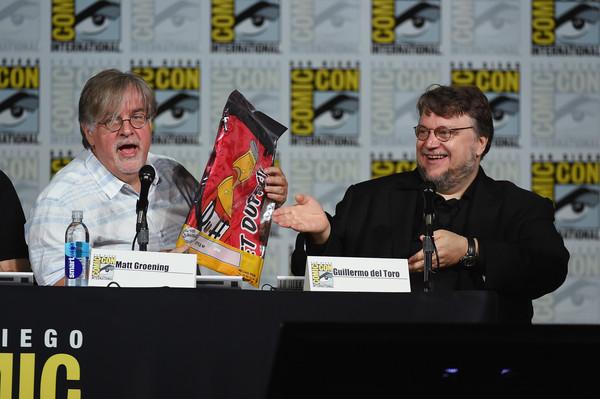 Incluirán a  Guillermo del Toro en capítulo especial de 'Los Simpson'