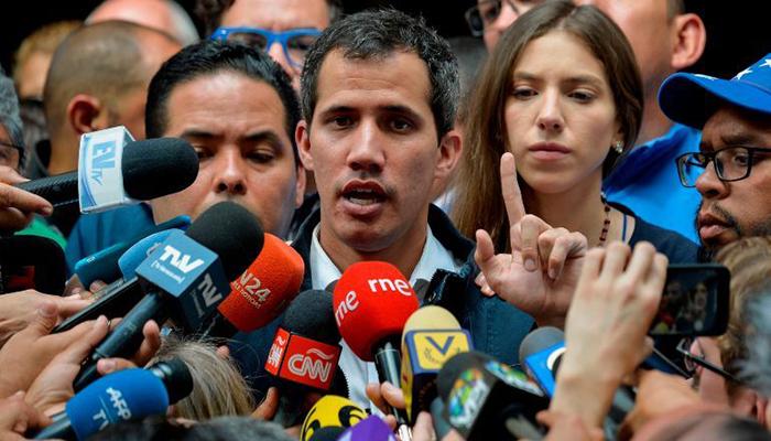 Guaidó pide a México colaborar para lograr elecciones libres en Venezuela