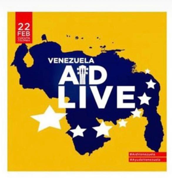Mañana inicia «concierto por Venezuela»