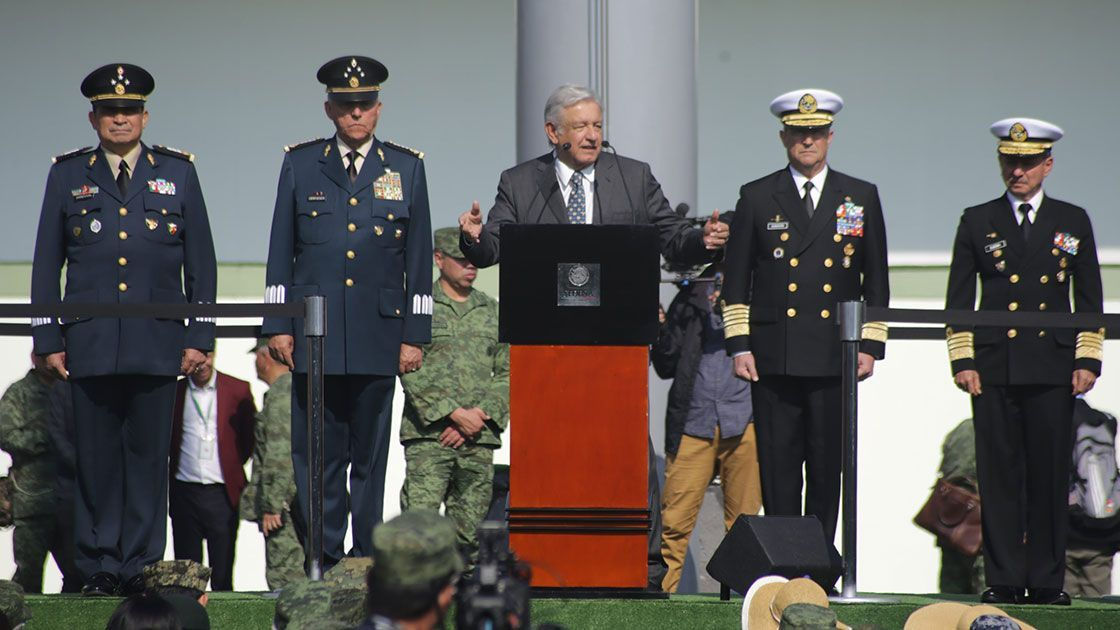 'No haré caso a intimidaciones': Andrés Manuel López Obrador