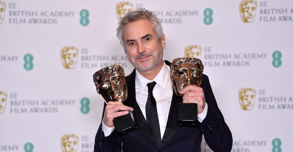 Se impone ROMA en los BAFTA