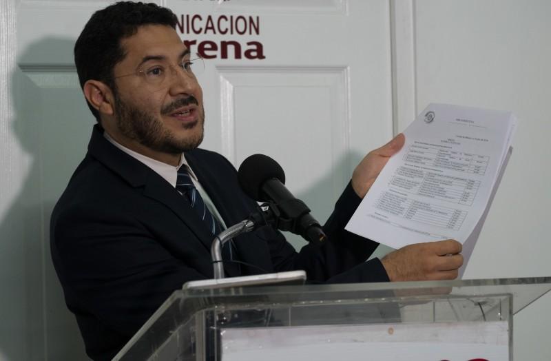 Urge Batres a legislar sobre la trata de personas en México