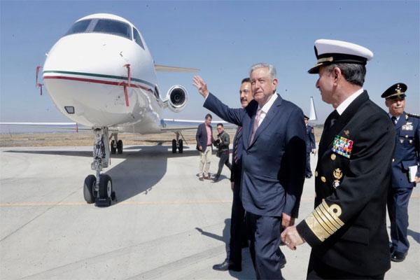 Secretaría de la Defensa administrará aeropuerto de Santa Lucía: AMLO