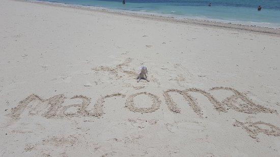 Eventos en Playa Maroma para contrarrestar daños por el sargazo