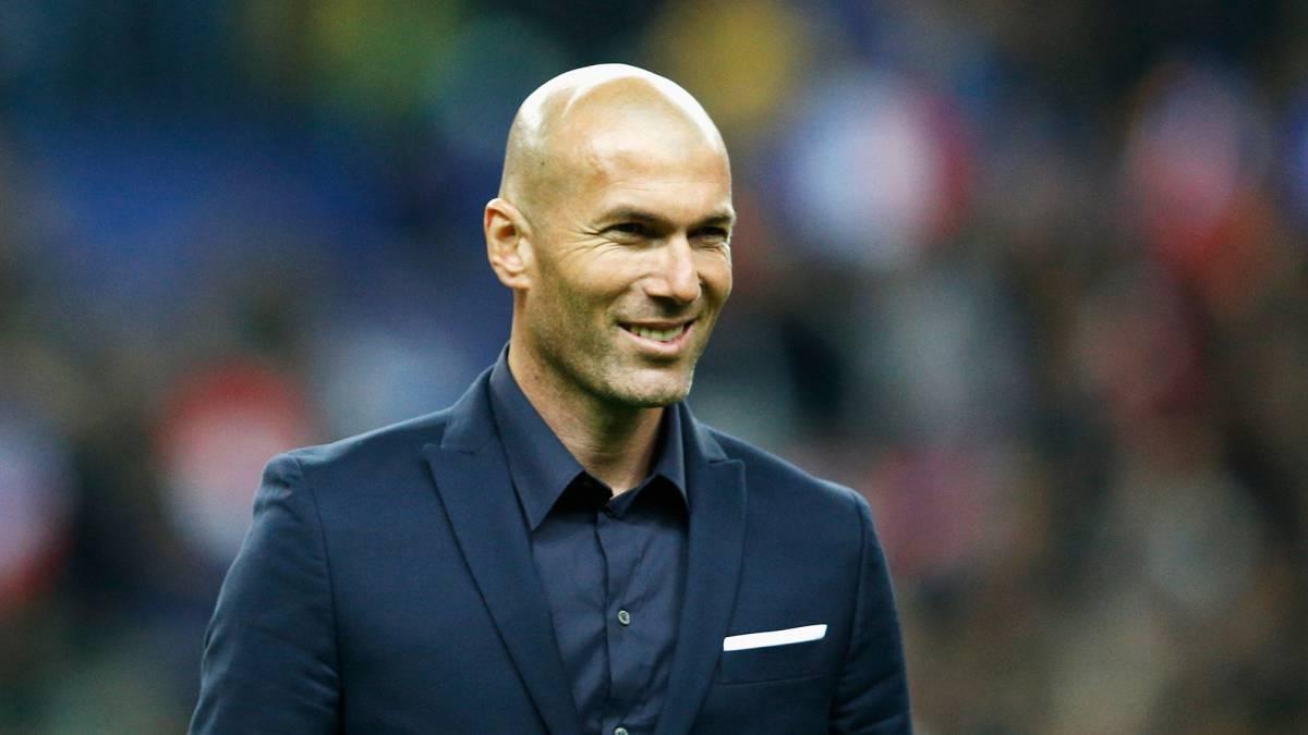Regresa Zidane al Real Madrid