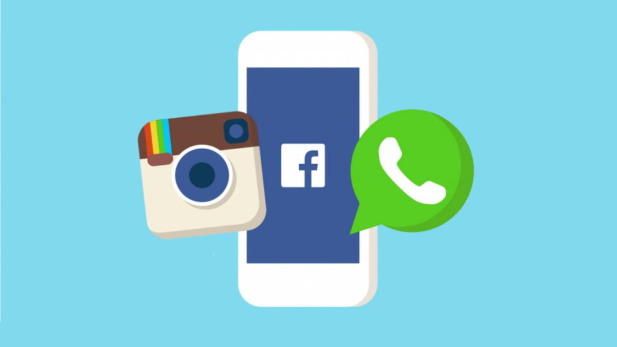Facebook, Instagram y Whatsapp estarán interconectados