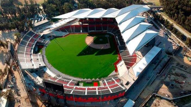 México estrena el estadio Alfredo Harp Helú