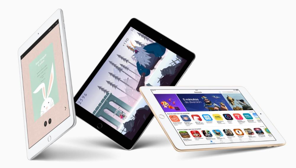 Apple presenta nuevo iPad antes de lanzar su servicio de video