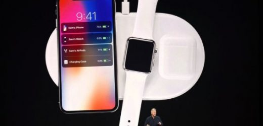 Apple cancela producción de cargador inalámbrico AirPower