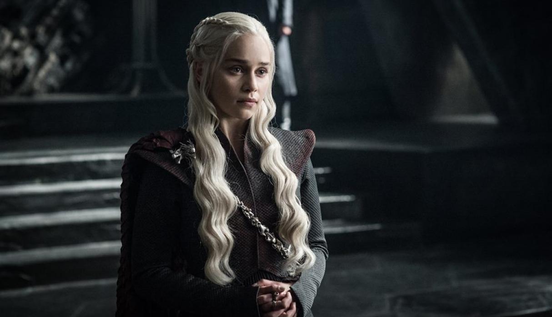 Durante la grabación de Game of Thrones Emilia Clarke sufrió 2 aneurismas
