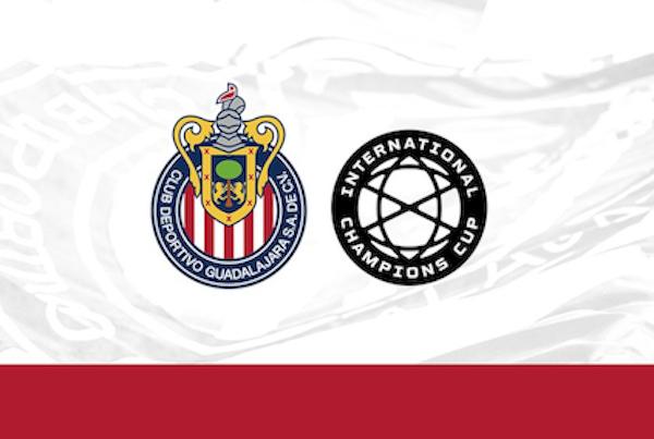 Chivas se enfrentara a la Roma, Benfica y Atlético