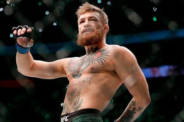 McGregor anuncia su retiro de las artes marciales