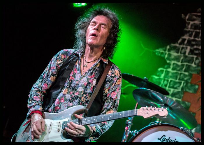 Muere por neumonía Bernie Torme, guitarrista de Ozzy Osbourne