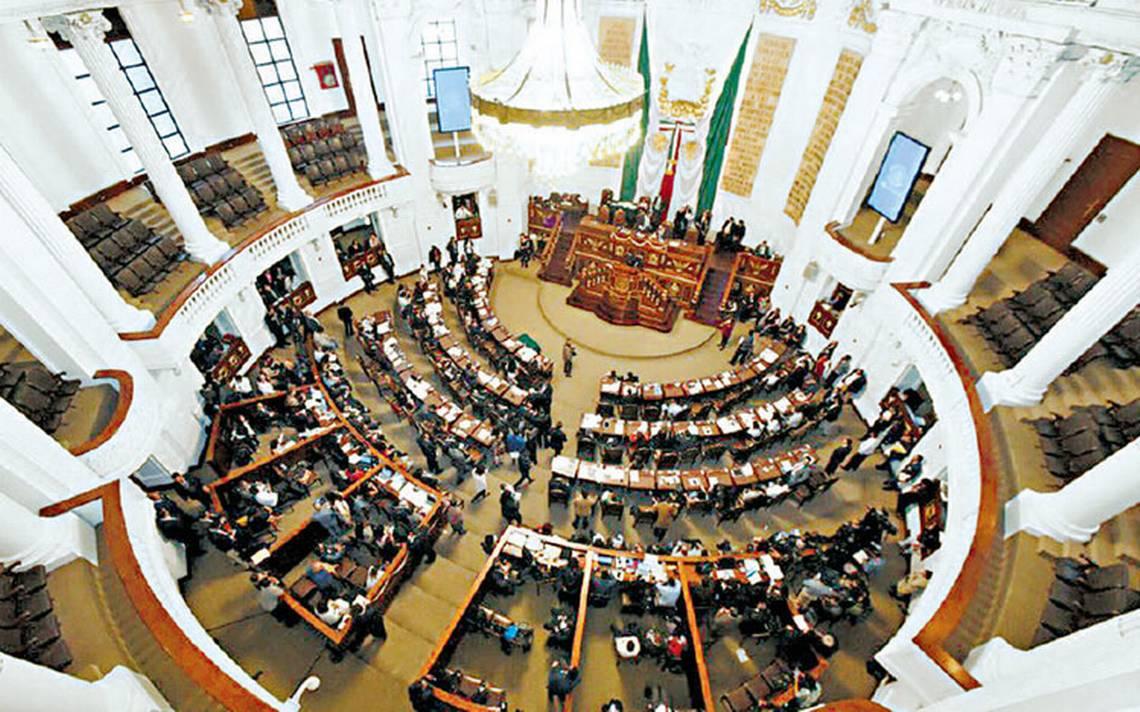 Respalda Congreso de la CDMX creación de Guardia Nacional