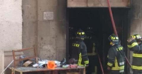 Se incendia edificio donde Jaime Nuno compuso Himno Nacional