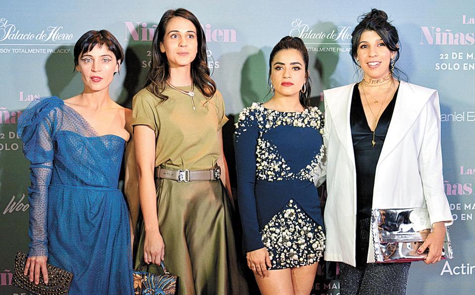 'Las niñas bien' mejor película Iberoamericana en Festival de Málaga