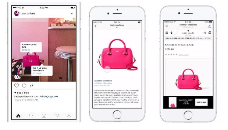 Podrás comprar dentro de la app de Instagram