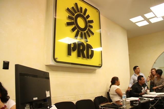 Busca el PRD usar app del INE